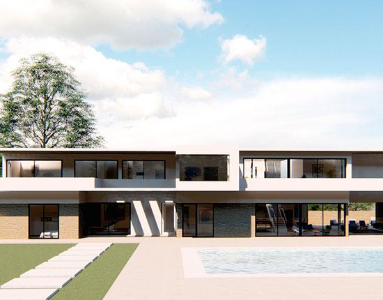 estudio de arquitectura e interiorismo en madrid